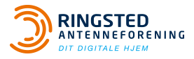 Ringsted Antenneforening Logo